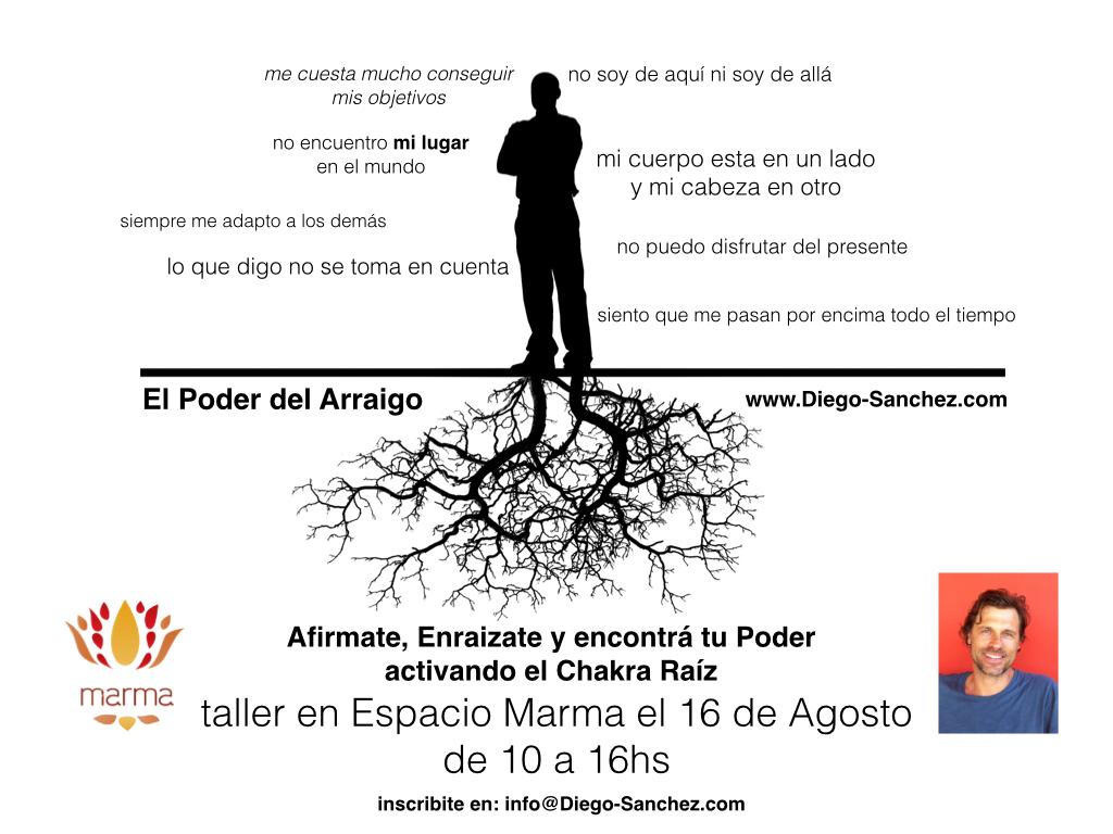 el poder del arraigo:www.Diego-Sanchez.com