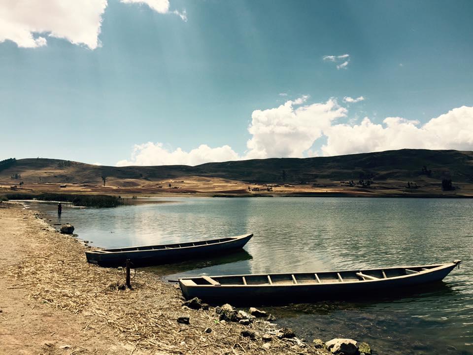 lago Huaypo, Chacan