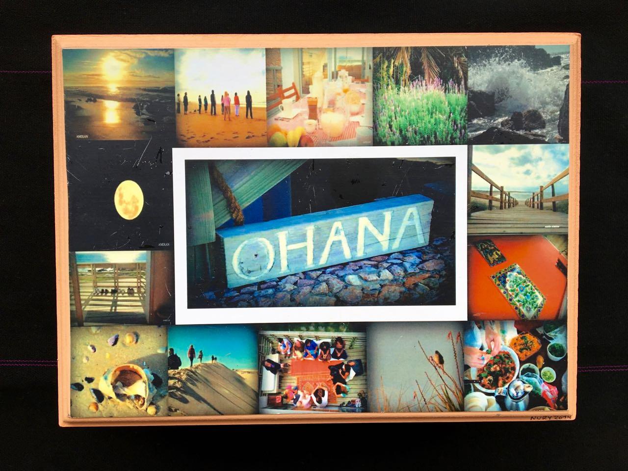 caja de te Ohana